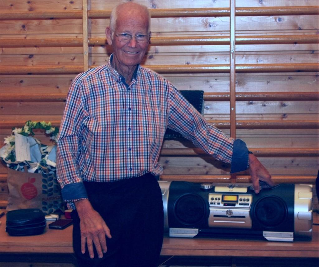 Bjørn Søbstad-Eide styrer musikken