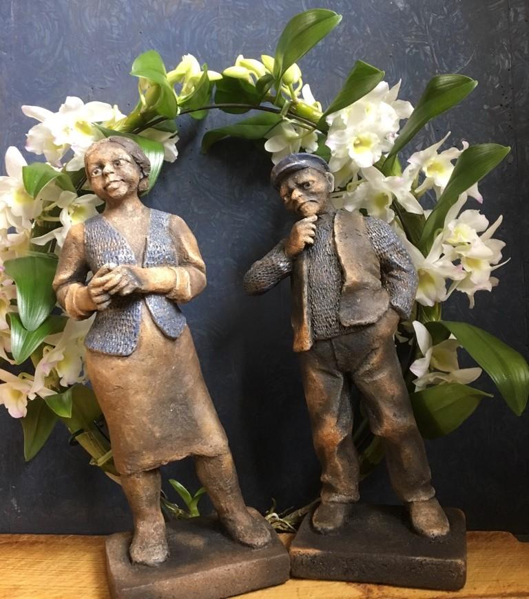 Mann og kone av Steinar Garberg