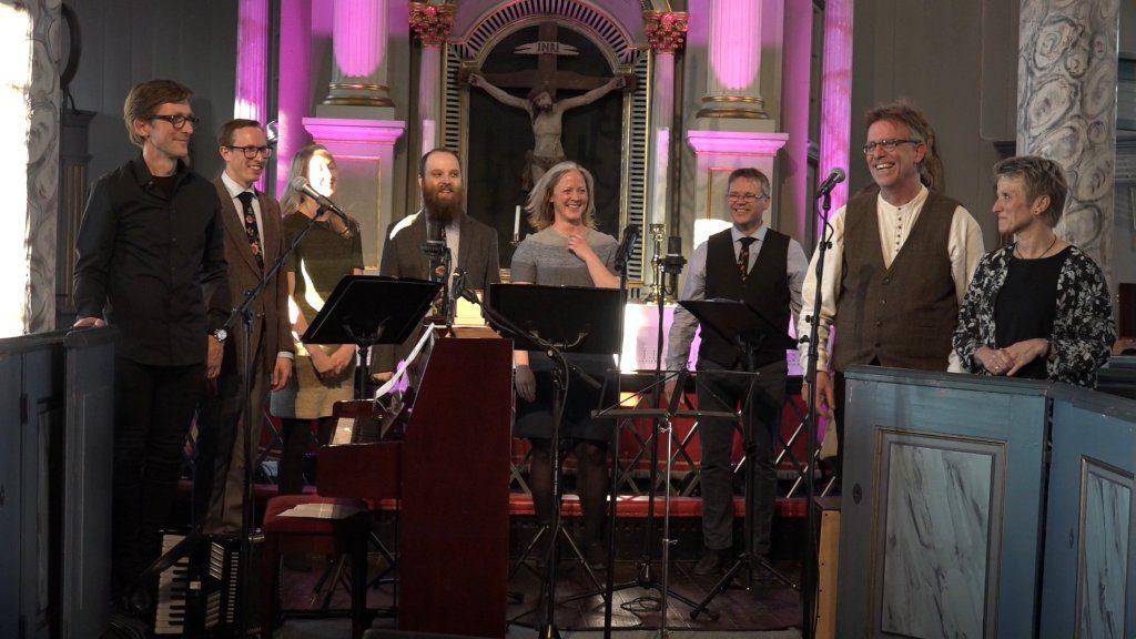 Viggja Voices og Vadested i Buvik kirke