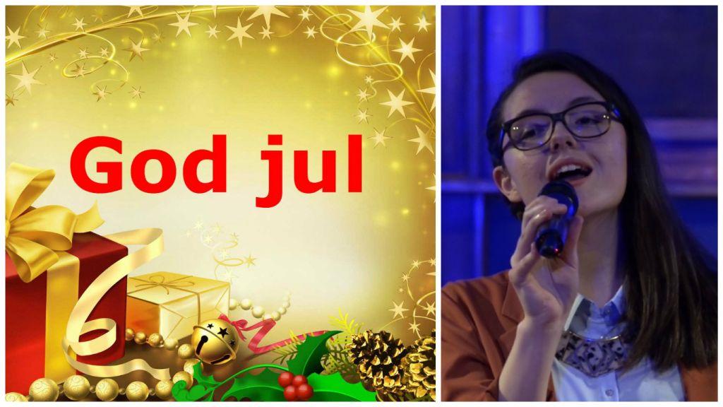 """SkaunNytt ønsker alle sine lesere en God Jul med sangen: """"The Christmas Song"""" framført av Solfrid Stav."""