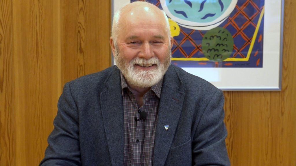 Jon P. Husby - Ordfører i Skaun kommune