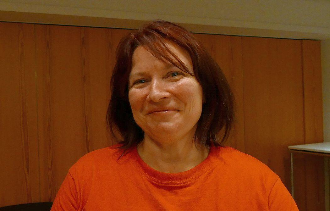 Liv Brekken Kirkaune, Leder for Fagforbundet Skaun.