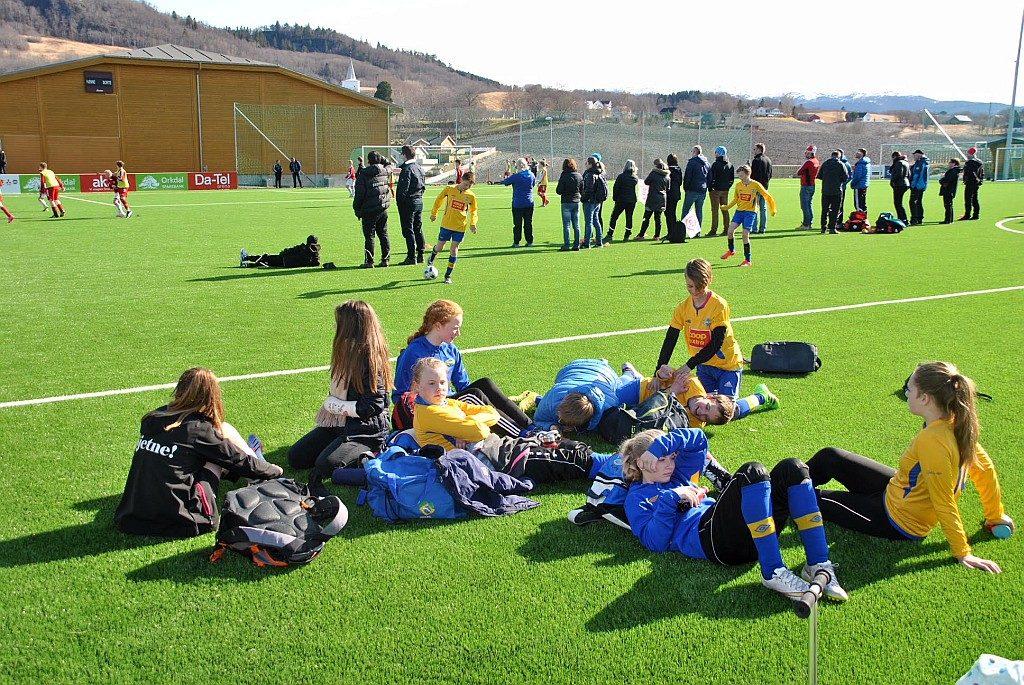 Bilde fra Krokus Cup 2016 (Foto: Ole Johan Roestad)