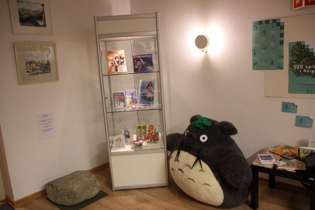 Biblioteket har flere bøker til utlån (Foto: Privat)