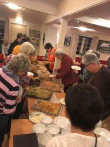 Kulinarisk aften i Buvika