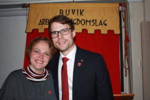 1. Mai i Buvika: Fullt hus på Tangen